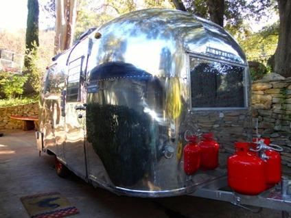 Obo 1965 Vintage Airstream Caravel 17 For Sale In
