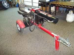 25 ton log splitter - $1000 (Dublin)