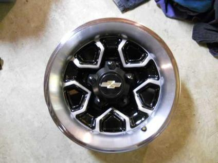 "Chevy S10 Bolt Pattern >> 14"" Rally Rims with Center Caps and Rings for Sale in Madison, Wisconsin Classified ..."