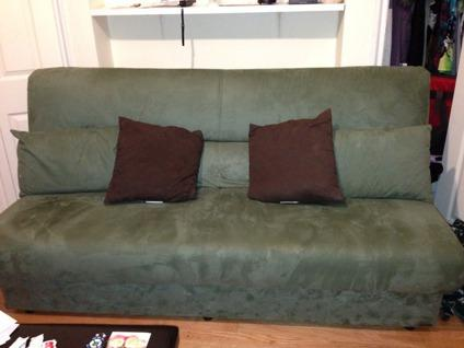 $250 Couch and TV stand