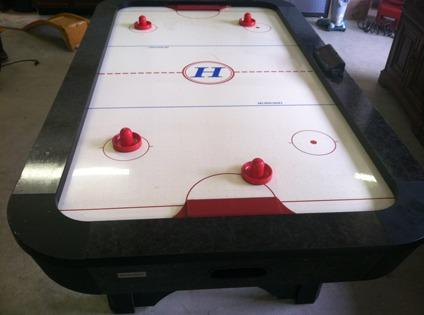 $250 OBO 7ft Air Hockey Table (Harvard)