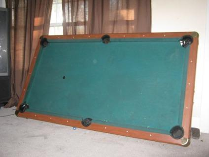 Bumper Pool Table For Sale In Michigan Classifieds Buy And Sell In - Pool table movers lansing mi