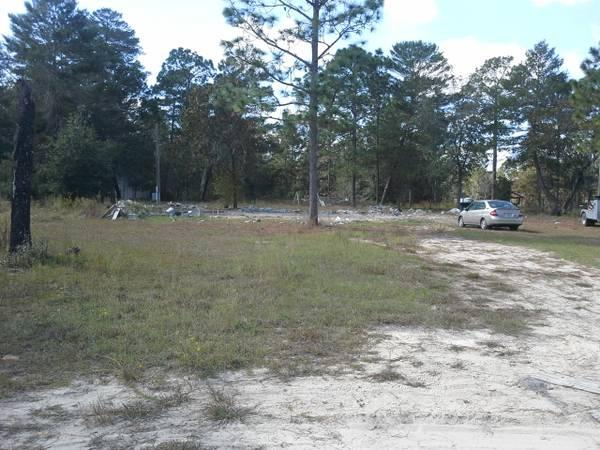 $2500 1.12 Acre Lot for Portable House - operator fund