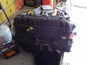 258 6cly jeep engine - $150 (fayetteville)