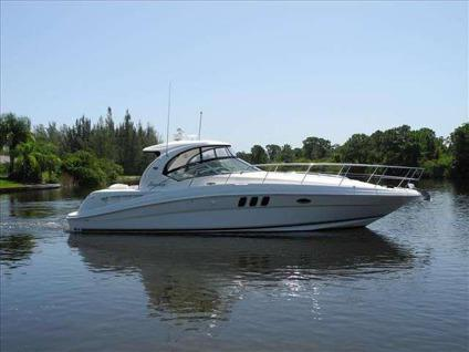 258 700 2007 Sea Ray 40 Sundancer
