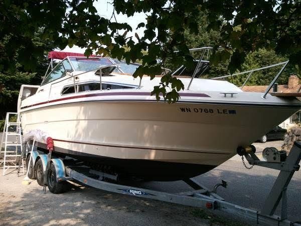 26' 1988 Sea Ray 260 Sundancer