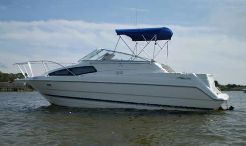 26 5 Bayliner Ciera 2655 1999 For Sale In Clifton New