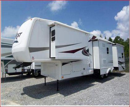 $26,500 2005 37' Keystone Everest 5th Wheel w/ 4