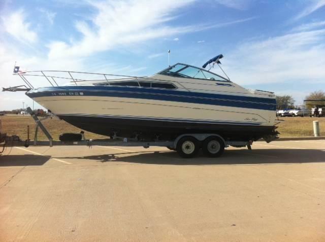26 U0026 39 8 Sea Ray Sundancer 1987 For Sale In Argyle  Texas