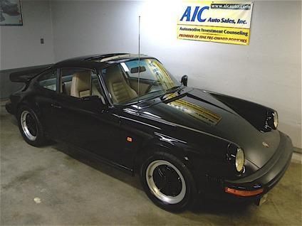 $26,900 1983 Porsche 911 SC coupe