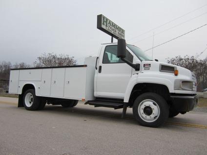 $26,900 2006 GMC C5500 13 Utility Service Truck