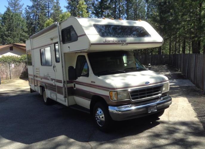 26 39 Fleetwood Motor Home Class C For Sale In Grass Valley