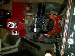 bolens 5000 series eliminator tractor service repair manual