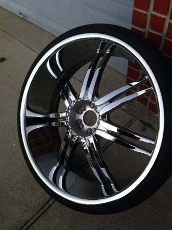 26 Inch Rims Amp Tires For Sale In Houston Texas