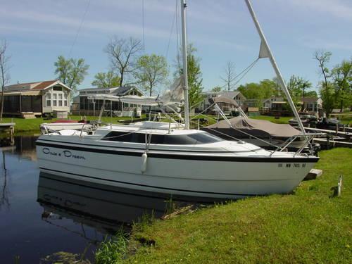 лодка вереск