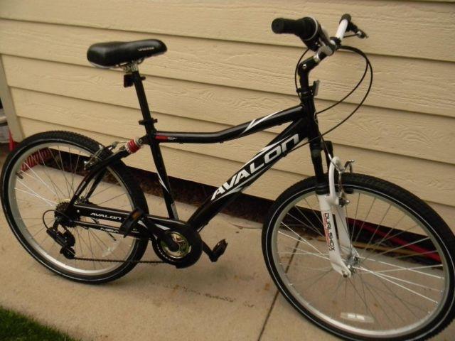 "26"" NEXT Avalon Hybrid Bike Dual Shox Series 2.6 Shimano ..."