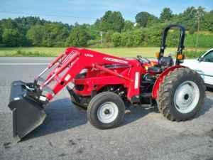 2615 Massey Ferguson w/ loader - $15900 (Wilkesboro)