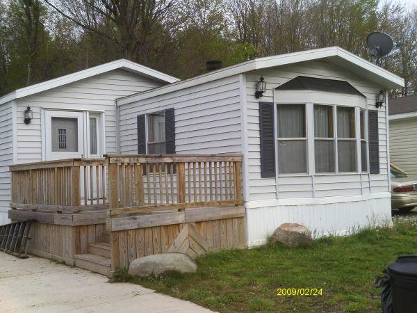$26900 Very Nice Single wide manufactured Home with