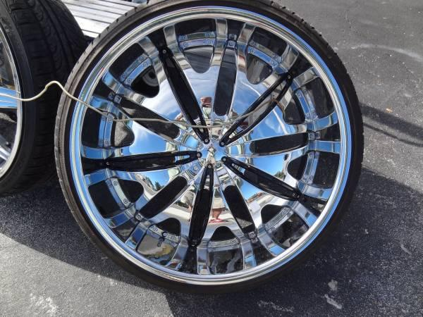 26s Rims For Sale In Florida Classifieds Buy And Sell In Florida