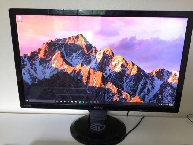 27' 3D IPS ASUS Monitor Price is Negotiable