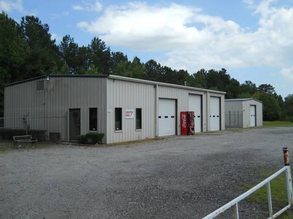 3400ft auto body repair shop for lease for sale in conway south carolina classified. Black Bedroom Furniture Sets. Home Design Ideas