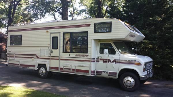 27ft 1988 Travelmaster Motorhome