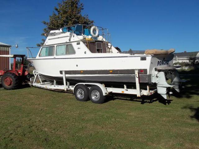 28 1974 Carter Marine Safari For Sale In Tacoma