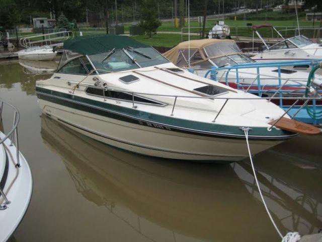 28 U0026 39  1987 Sea Ray Sundancer For Sale In Perrysburg  Ohio
