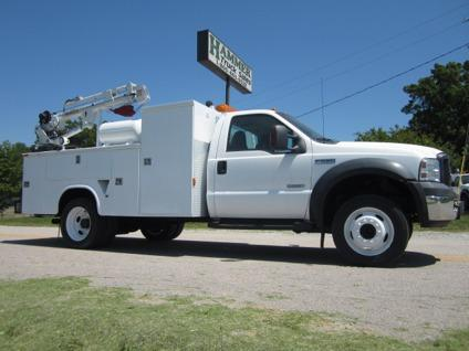 $28,900 2006 Ford F-550 11 Utility Service Truck