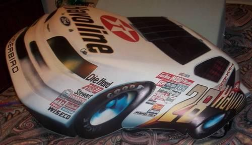 "Carl Black Chevrolet >> #28 David Carl ""Davey"" Allison Lighted Wall Mounted Car ..."