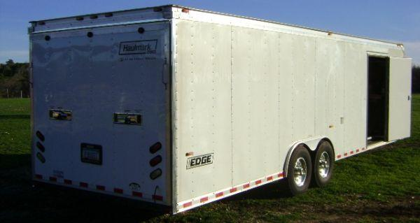 28 Foot Enclosed Trailer Gatesville For Sale In Waco