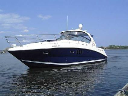 $289,484 2008 Sea Ray 38 SUNDANCER