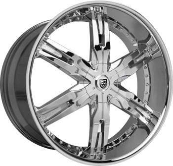 28Lexani LX 30 Chrome Wheels Armada Infiniti Dodge