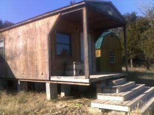 28x12 Portable Building/Cabin 2500 obo (Harrison, AR)