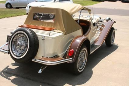 '29 Mercedes Gazelle kit car