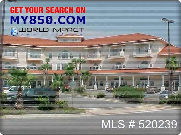 2br - 1500ft² - LIVE and WORK in same complex. DESTIN