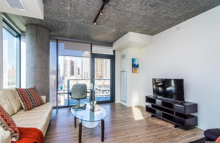 2br Furnished Suite in Chicago South Loop