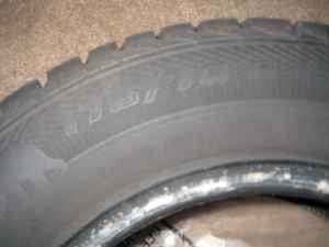 2x 175/70 r13 snow tires - $65 (rehoboth )