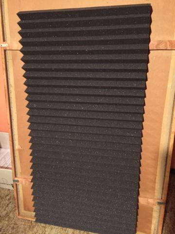 2X4 Accoustic Panels