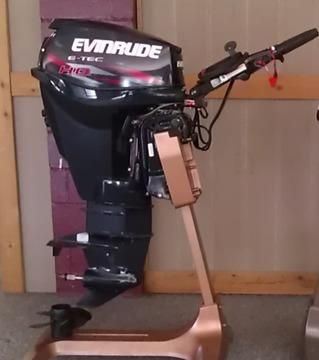 Banta Electronic Conversion together with Front furthermore Side further Hqdefault together with . on evinrude 15 hp outboard electric start