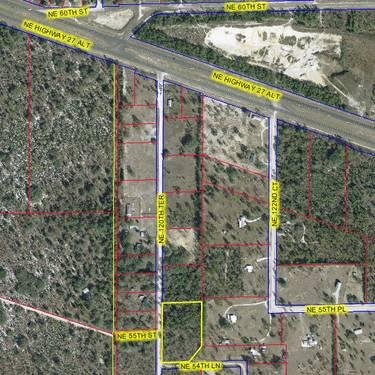 3.1 Acres West of Ocala (Williston, Fl)
