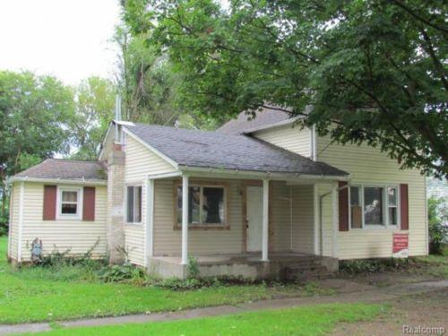 3/1 Bank REO for Sale in Bancroft, MI!