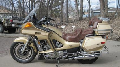 Honda Sioux City >> 1983 Yamaha Venture Royale 1200 for Sale in Sioux City ...