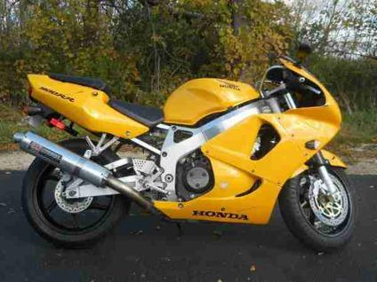 1998 honda cbr 900rr for sale in big bend wisconsin classified