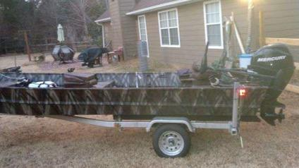 jon boat 16 39 duck hunting fishing carowinds area for sale in charlotte north carolina. Black Bedroom Furniture Sets. Home Design Ideas