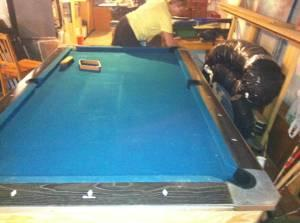 Slate Pool Table For Sale In Kentucky Classifieds U0026 Buy And Sell In  Kentucky   Americanlisted