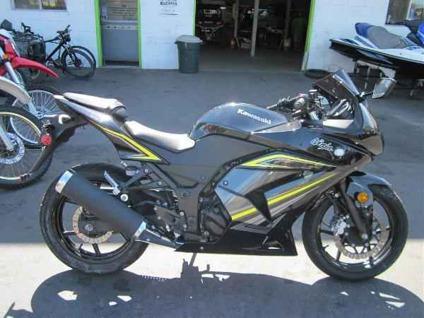 $3,499, 2012 Kawasaki Ninja 250R -