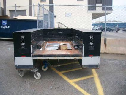 $3,500 Heavy Duty Knapheide Utility Box Dorchester  Susi Auto Body