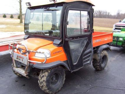 Image result for kubota 'gator'