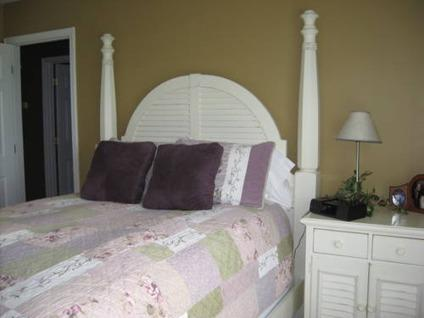 $3,500 Lexington Seaside Retreat bedroom suit in White